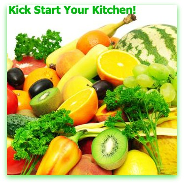 KICK START YOUR KITCHEN!