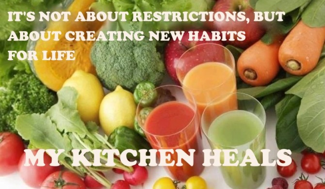 HEALTHY LIVING FROM THE INSIDE OUT:  BACK TO BASICS USING WHOLE FOOD TO HEAL