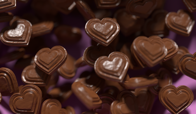 CHOCOLATE IS A FOOD!!!!