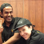 TESTIMONIAL FROM JEEVEN JAYANATHAN AND LEE DOWNEY  (SYDNEY)